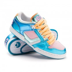 Osiris NYC 83 LOW GIRLS blu/pnk/wht