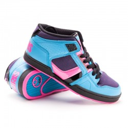 Osiris NYC 83 MID GIRLS cyn/pur/pnk