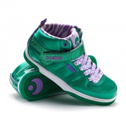 Osiris UPTOWN GIRLS emerald/zebra