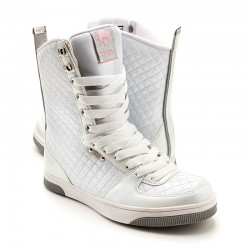 Osiris UPTOWN LTD wht/sil/quilted