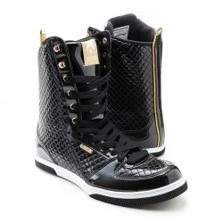 Osiris UPTOWN LTD GIRLS blk/gold/quilted
