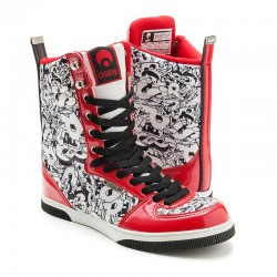 Osiris UPTOWN LTD GIRLS white/red