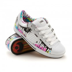 Osiris VOLLEY GIRLS wht/melted/multi