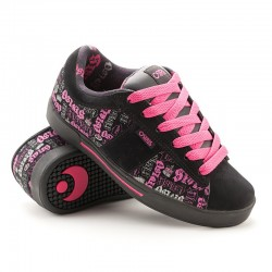 Osiris VOLLEY GIRLS blk/pnk/royality