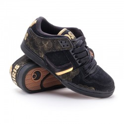 Osiris HARLEM GIRLS blk/gold/dizzy