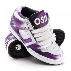 Osiris SOUTH BRONX GIRLS wht/purple/blk