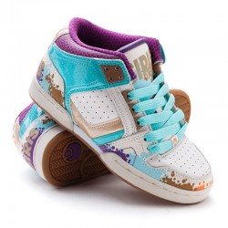 Osiris SOUTH BRONX GIRLS tan/multi/ellis