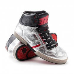 Osiris BRONX SLIM blk/red/mir