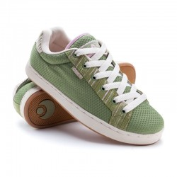 Osiris TROMA II GIRLS green/tan/drips