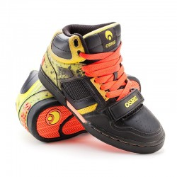 Osiris TRANZOR blk/lime/orange
