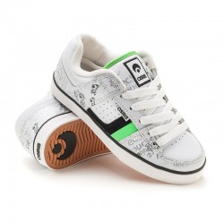 Osiris BB LIBRA GIRLS b.bones/recycle/wht/green
