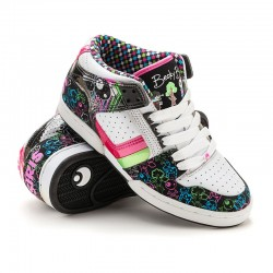 Osiris BB SOUTH BRONX GIRLS bb/characters/blk/multi
