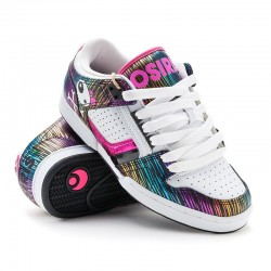 Osiris BB HARLEM GIRLS bb/streaks/wht/pnk