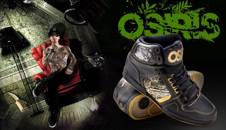 Osiris Mens High